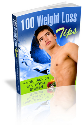 Product picture 100WeightLossTips - make more money from your website