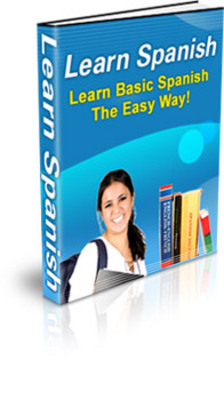 Product picture LearnSpanishPLR - make more money from your website
