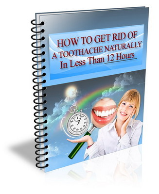 Product picture Toothache Remedies -make more money from your website