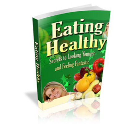 Product picture EatingHealthy - make more money from your website