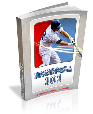 Product picture Baseball 101- make more money from your website