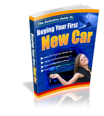 Product picture BuyingYourFirstCar - make more money from your website