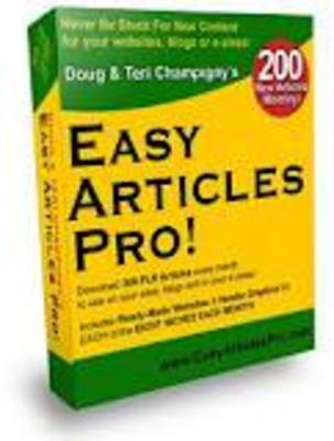 Product picture 200PLRArticlesMAY2009 - make more money from your website