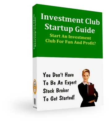Product picture Investment Club - make more money from your website